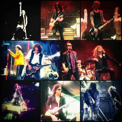 What Does Music Look Like To You? Aerosmith KingsOfChaos Van Halen