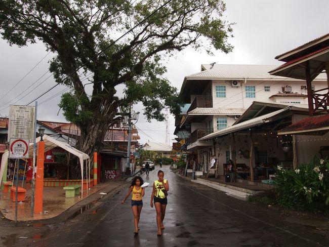 Bocas Del Toro Panamá 2 Girls After The Rain