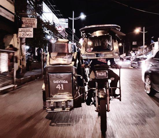 Trayk Night Illuminated People Urban Street Street Photography Manila Taguig Philippines Mobile Photography EyeEm Best Shots - Black + White Neighborhood Map BYOPaper! The Street Photographer - 2017 EyeEm Awards