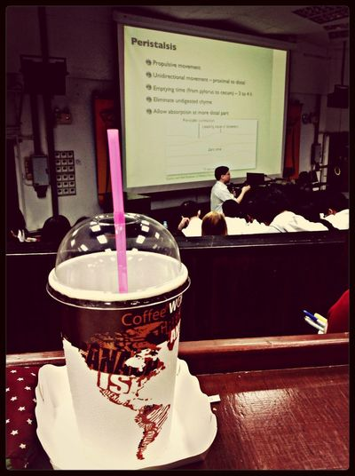 last lecture,