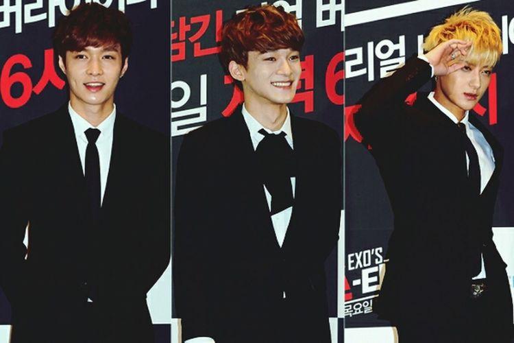 EXO Lay Chen Tao