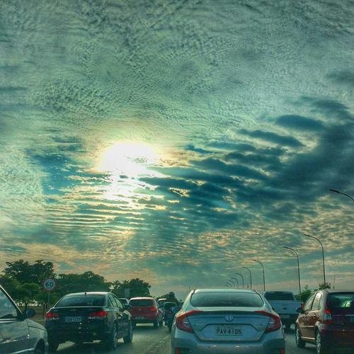 Ceudebrasilia Sky Sun CeuPerfeito Céus E Nuvens Ceumaravilhoso Day Dramatic Sky Sky And City Sun