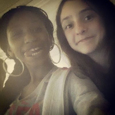 Me and Katrina boo?