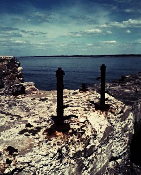 Karosta Ruins Sea Mole