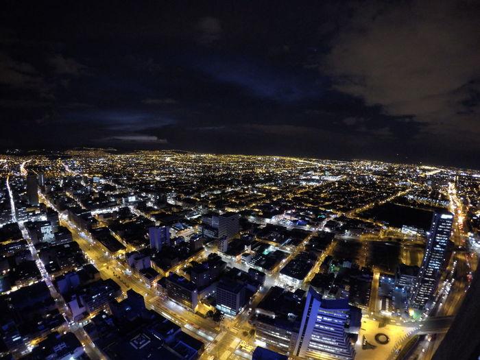 Bogota,Colombia. De noche First Eyeem Photo