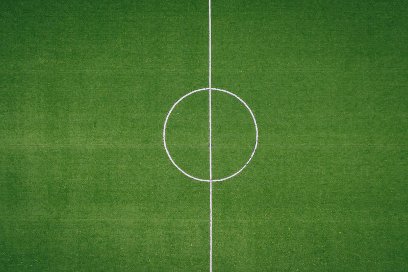 Green football pitch Mavic 2 Pro Drone  Aerial View Aerial Europe Lithuania Spring Birds Eye View DJI X Eyeem Football Pitch Football Stadium Football Field Game Empty Sport Green Green Color Grass No People Copy Space Plant Nature Soccer Team Sport Day Absence Lawn Soccer Field Outdoors Environment Playing Field Competition High Angle View The Minimalist - 2019 EyeEm Awards