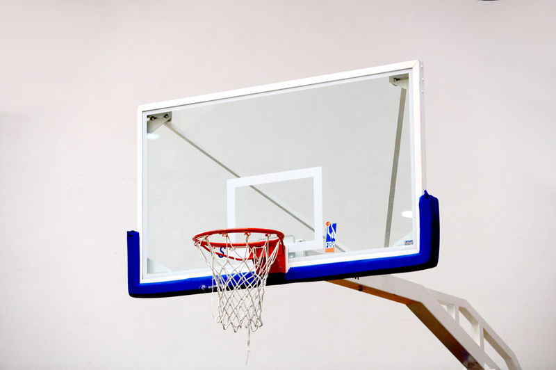 Backgrounds Backgrounds Details Textures And Shapes Basketball Basketball - Sport Basketball Hoop Close-up Court Day Indoors  Leisure Games Net - Sports Equipment No People Sport