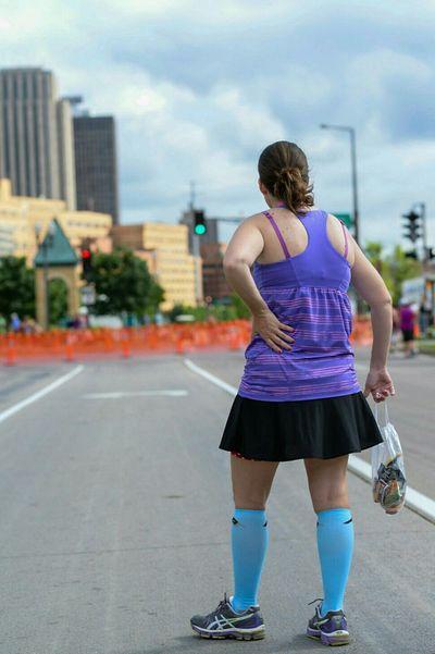 What Was I Thinking? 2014 Women Rock Runner 2014 1/2 Marathon Downtown Saint Paul Voyageur Country Imaging