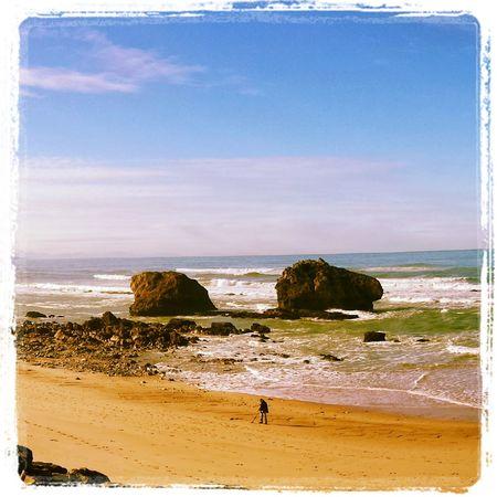 Biarritz Beach France