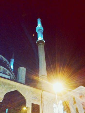 Cami Mosque Iman Believe Kalp Heart Alone