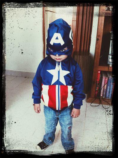 Mi capitán América