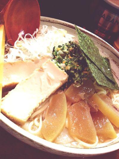 Ramen Noodles 神保町 Japanese Food 冷汁をラーメンにしたような。