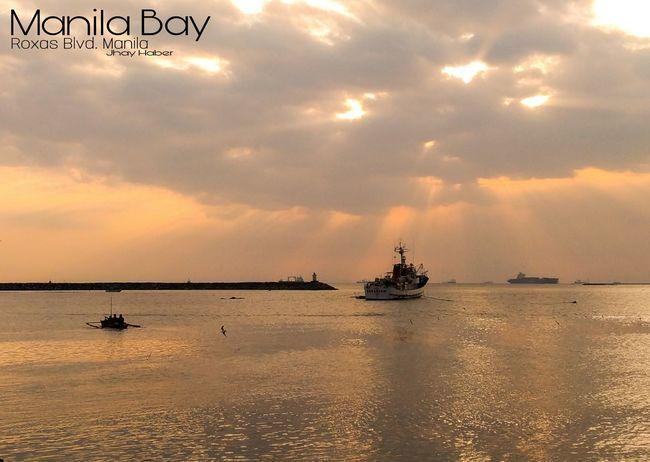 Manila bay philippines