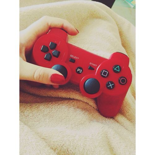 Playing Ps3 Beauty That's Me