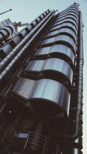 LloydsBuilding London Limestreet Centrallondon Urban Building The Architect - 2016 EyeEm Awards Beautifully Organized Canon 5d Mark Lll