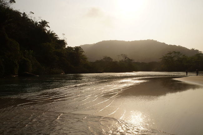 Water Vacations Day Mountain Travel Destinations Brasil ♥ Beach Sea Ubatuba Beach  Itamambuca