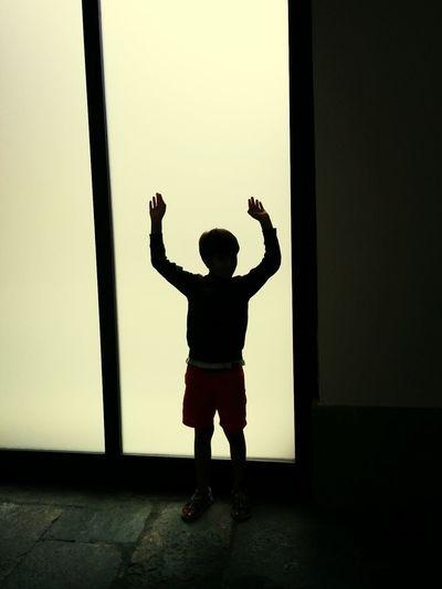 Silhouette My Child