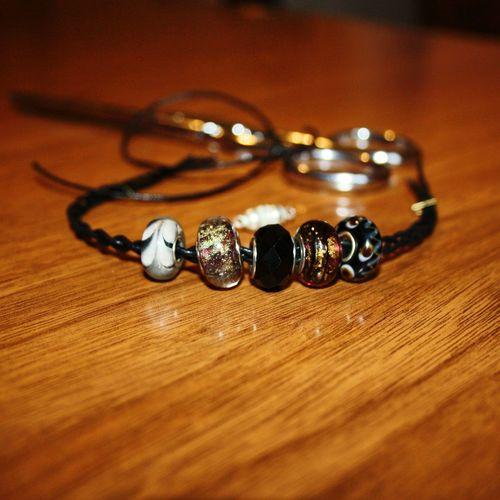 Passatempi per sabati pomeriggio uggiosi e solitari. Trollbeads Tarocco DIY Jewellery Handmade Jewellery I Should Be Studying  No Filter