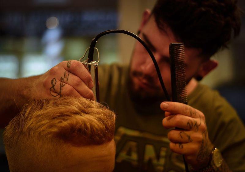BarberLew Barbershop Wellingborough
