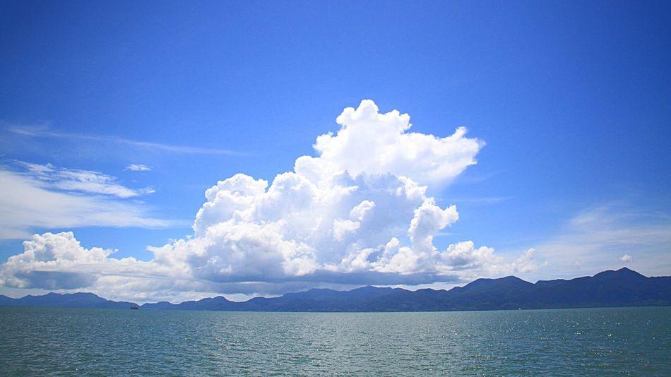 Holiday @ Koh Chang Trat,Thailand Sky Bright Sea High Season Holiday Travel Koh Chang