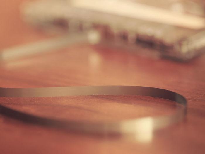 Cassette Analog Bokeh Cassette Cassette Tape Indoors  Music Retro Selective Focus Still Life Vintage