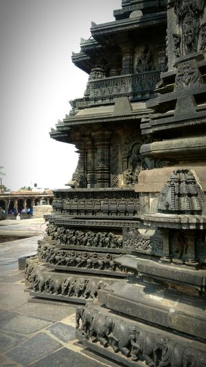 Vishnu Religious Architecture Cultures Belur Hassan India Karnataka