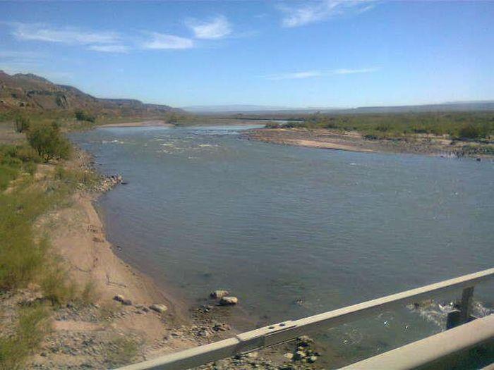 limite Mendoza con Neuquen
