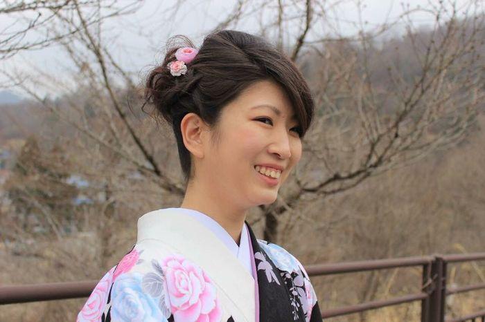 Kimono Japanese Kimono Woman In Kimono