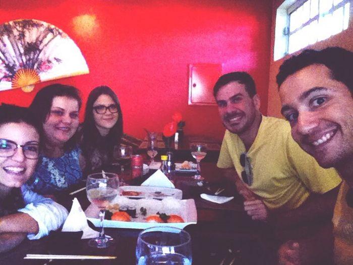 Good Friends Eating Japan Food