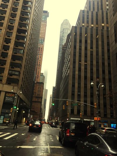 New York City Manhattan Morning Sky @newyork  Manhattan New York