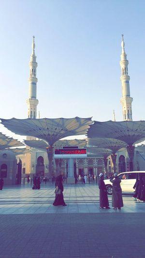 Al Madinah Al Munawwarah الحرم النبوي الشريف