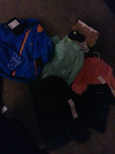 Some Stuff For My Stink