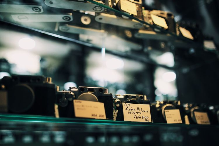 Filmcamera Film Camera Shop Leicacamera Shop Tokyo