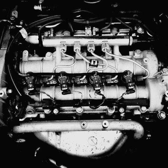 Engine Auto Car
