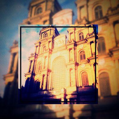 Sunny Day Church Photography