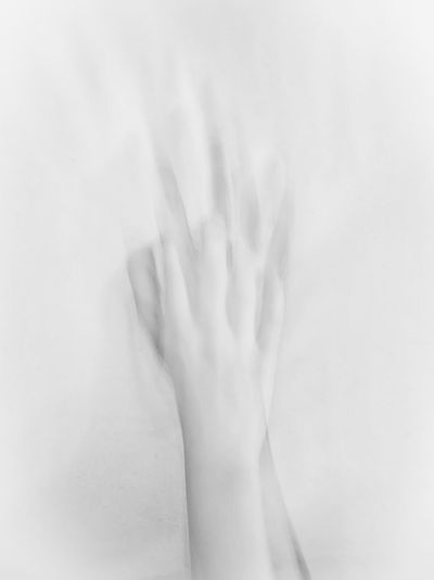 two. The Week On EyeEm Day People Close-up White Background Indoors  Men One Person Real People Studio Shot Human Body Part Human Hand Hand Minimalism Black And White Black And White Photography B & W By Yeli Series