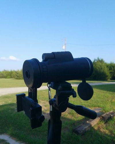 The 10x40 telephoto for s7. No People Sky Day Outdoors Technology S7 Photography Samsung Galaxy S7 Close-up
