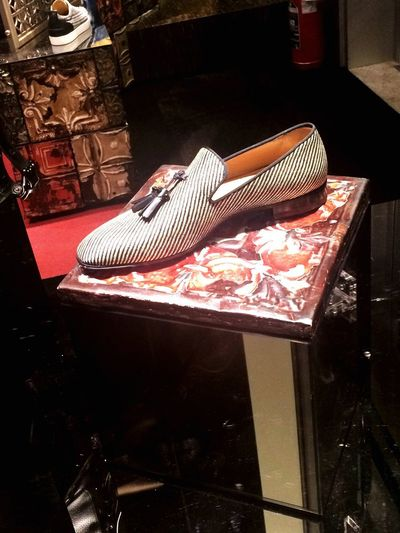Shoes 👞👞👞 EyeEmNewHere Louboutin Shoe Eyeemshoes EyeEm Gallery No People Indoors  Table High Angle View Still Life Day Business Indoors  Store EyeEmNewHere