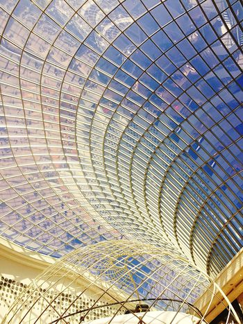 Chadstone Shopping Centre Pattern Low Angle View No People Indoors  Backgrounds Architecture Built Structure Day Full Frame Sky Chadstone Shopping Centre Chadstone
