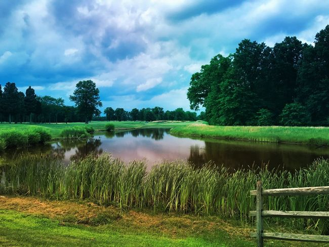 Sky Water Grass Nature Tranquil Scene Tranquility Beauty In Nature Landscape Nature Nature Photography Landscape_Collection Landscape_photography Landscape Photography Nature_collection