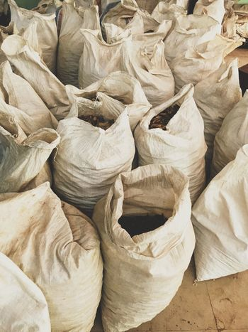 Abundance Arrangement Ayurveda Backgrounds Collection Culture Dried Plant Factory Flour For Sale Full Frame Herbs In A Row India Large Group Of Objects Man Made Object Many Medicine Order Outdoors Repetition Retail  Sacks Spices Stack