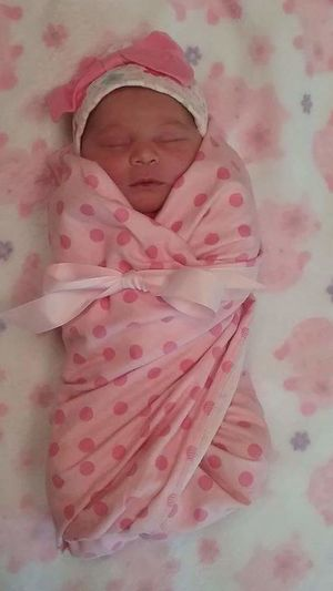 My New Little Blessing !!!! Kyleeah Lynne Newlife💛 Precious Moments Of Life So Precious... Grandbabies The Love Of My Life💙💜💛