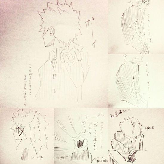 Anime Comic My Hero Academia Illust 漫画 僕のヒーローアカデミア 絵