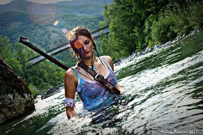 Tombraider Cosplay Cosplayer