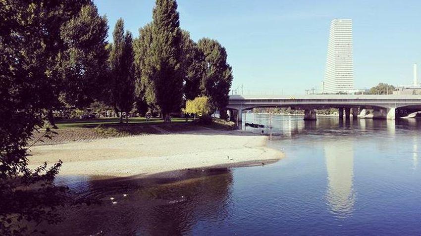 Basel Swiss Switzerland Rhein Beautyfulday Beautyfulworld