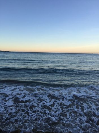 S e a and S e e 🌊👀 Nopeople Provence Ocean Seascape Sea Water Sky Sea Scenics - Nature Tranquility Tranquil Scene Beauty In Nature Horizon Horizon Over Water Beach No People Land Idyllic Clear Sky Nature Copy Space Non-urban Scene Outdoors Blue