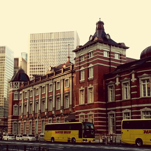 Asian Culture Tokyostation TOWNSCAPE Landscape Japanese Culture Scenery Landscapes Station Tokyo