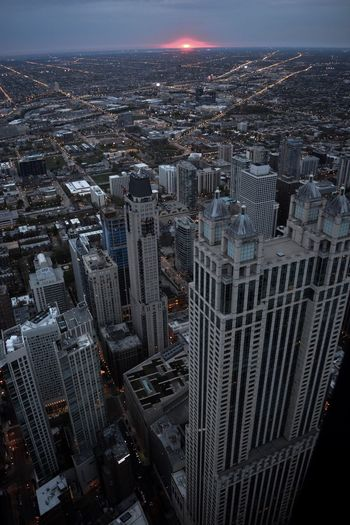 Skyscraper Architecture Cityscape City Building Exterior Aerial View Travel Destinations Crowded High Angle View Modern Built Structure Growth Outdoors Urban Skyline Downtown Day Sky Office Park EyeEmNewHere