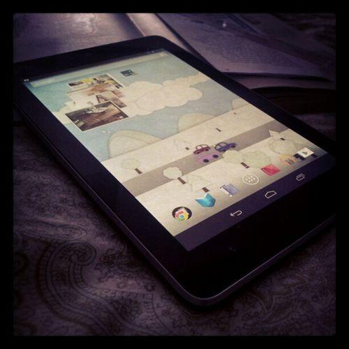Mm <3 Nexus7 Paperland Wallpaper Love