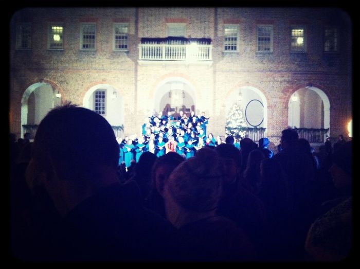 William and Mary Choir